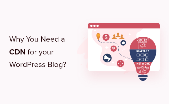 Why You Need a CDN for Your WordPress Blog