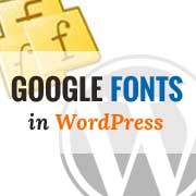 "How to Add Google Web Fonts in WordPress Themes the ""Right"" way"