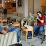 Another view of Happy Podcasters