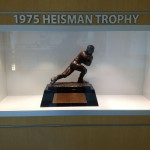 Archie Griffin's 1975 Heisman Trophy