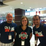 Syed, Bill, and Angie