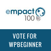 Help WPBeginner Get Invited and Recognized at the White House