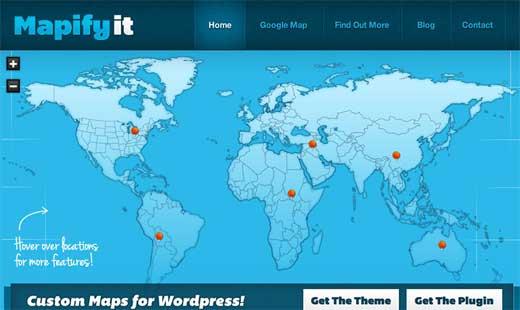 Mapify Theme