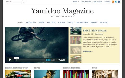 Yamidoo Theme by WPZoom