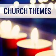 Best WordPress Themes for Churches 2013