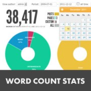 How to Get Word Count Stats in WordPress with Word Stats