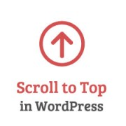 How to Add a Smooth Scroll to Top Effect in WordPress using jQuery