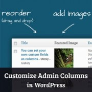 How to Add and Customize Admin Columns in WordPress