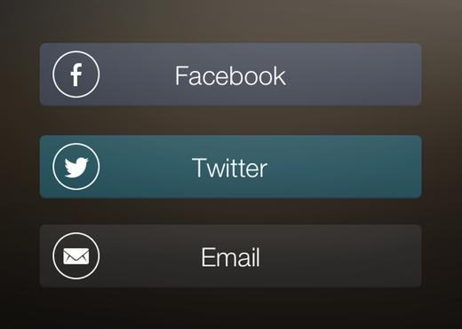 Login to Pressgram using Facebook, Twitter, or email