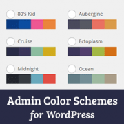 How to add more admin color schemes in WordPress 3.8