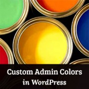 How to Create Custom Admin Color Schemes in WordPress