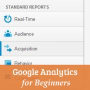 Beginner's Guide to Google Analytics Standard Reports