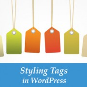 How to Style Tags in WordPress