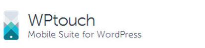 WPTouch logo