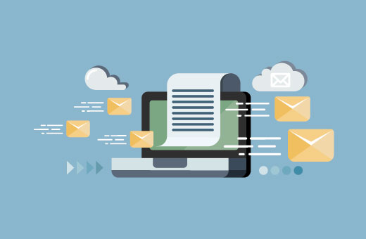 Export comment author email addresses from WordPress