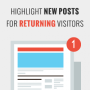 How to Highlight New Posts for Returning Visitors in WordPress