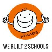 WPBeginner Giveaway Winners + We Built 2 Schools