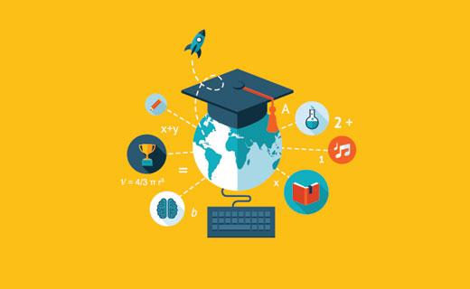 WordPress in education