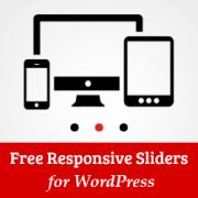 9 Most Popular Free Responsive WordPress Slider Plugins