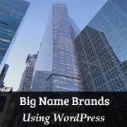 40+ Most Notable Big Name Brands that are Using WordPress