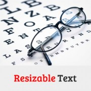 How to Add Resizeable Text for Site Visitors in WordPress