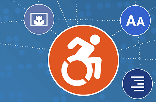 Improving accessibility in WordPress