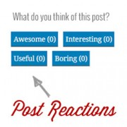 How to Engage Readers with Post Reactions in WordPress