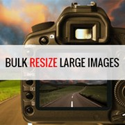 How to Bulk Resize Large Images in WordPress