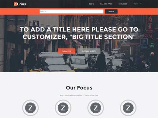 Zerius