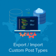 How to Import and Export Custom Post Types in WordPress