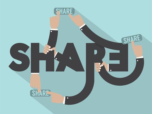 Share and Reblog
