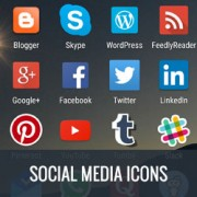 16 Best Free Social Media Icon Sets for WordPress