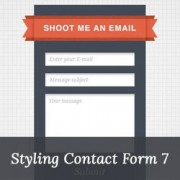 How to Style Contact Form 7 Forms in WordPress