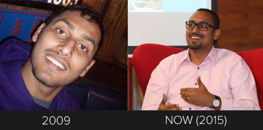 Syed Before and After