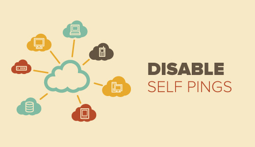 Disable Self Pings