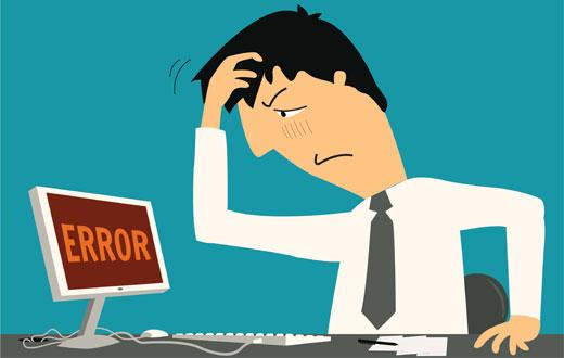 Fixing the harmful programs error in Google Chrome