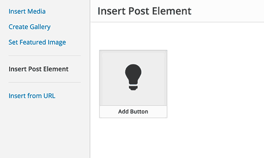 Inserting your shortcode in a post or page