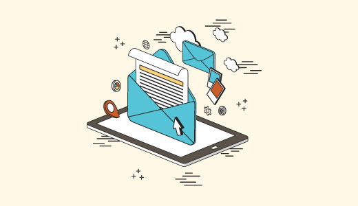 Creating posts in WordPress by sending emails
