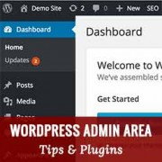 13 Plugins and Tips to Improve WordPress Admin Area