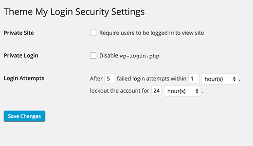 Improving security of your login forms
