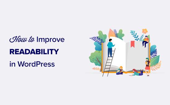 Improving readability score for WordPress posts