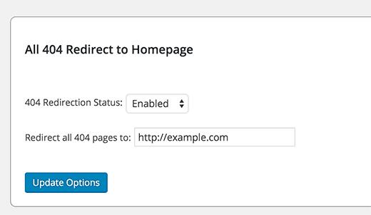 Как сделать редирект с 404
