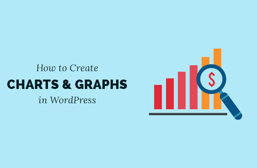 Adding Charts and Graphs in WordPress