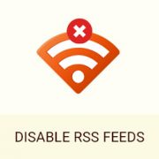 How to Disable RSS Feeds in WordPress