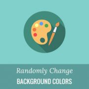 How to Randomly Change Background Color in WordPress