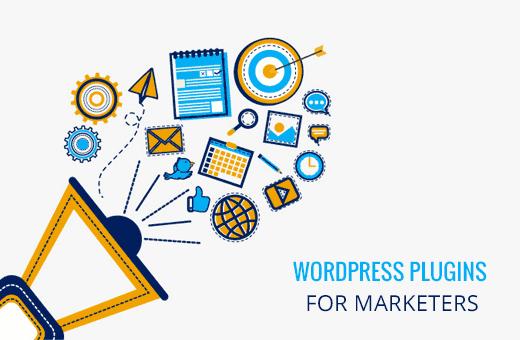Best WordPress plugins for marketers