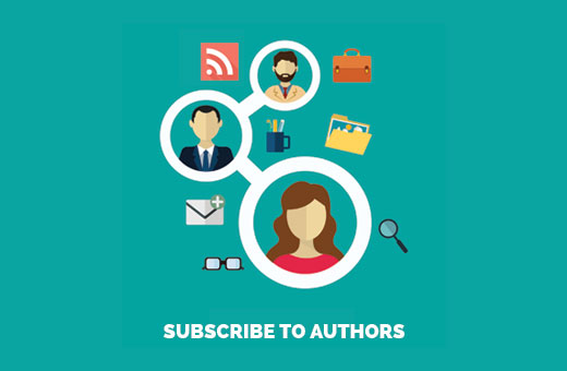 Subscribe to author RSS feed