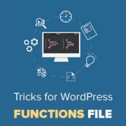32 Extremely Useful Tricks for the WordPress Functions File