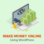 "30 ""Proven"" Ways to Make Money Online Blogging with WordPress"