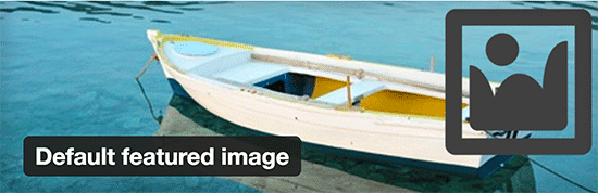 Default featured image